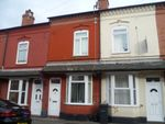 Thumbnail for sale in Endicott Road, Aston, Birmingham