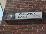 Thumbnail to rent in Warwick Lane, London