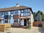 Thumbnail for sale in Downlands Avenue, Broadwater, Worthing, West Sussex