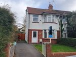 Thumbnail to rent in Fairwood Road, Llandaff, Cardiff