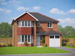 Thumbnail to rent in The Dolwen, Plot187. Dyserth Road, Rhyl