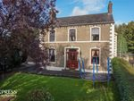Thumbnail 4 bedroom detached house for sale in Mill Road, Ballyclare, County Antrim