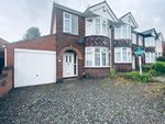 Thumbnail for sale in Belgrave Road, Coventry
