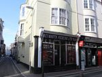 Thumbnail to rent in Bond Street, Weymouth