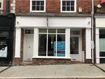 Thumbnail to rent in Ground Floor Shop Unit, 68 Mardol, Shrewsbury, Shropshire