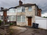 Thumbnail for sale in Chipperfield Road, Hodge Hill, Birmingham