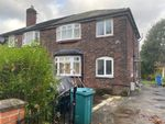 Thumbnail to rent in Errwood Road, Burnage, Manchester