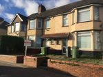 Thumbnail to rent in Newport Road, Cardiff