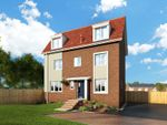 """Thumbnail to rent in """"The Honeysuckle At Meadow View, Shirebrook"""" at Brook Park East Road, Shirebrook, Mansfield"""