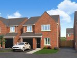 "Thumbnail to rent in ""The Rowingham At Aurora, Castleford"" at Flass Lane, Castleford"