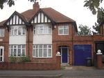 Thumbnail to rent in Kingswood Avenue, Western Park, Leicester