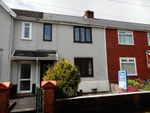 Thumbnail to rent in Faraday Road, Clydach, Swansea.