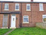 Thumbnail to rent in North View, Cambois, Blyth
