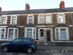Thumbnail for sale in Diana Street, Roath, Cardiff