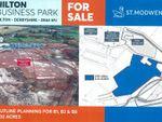 Thumbnail for sale in Hilton Business Park, Hilton, Derbyshire