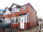 Thumbnail for sale in Rutland Avenue, Firswood, Manchester