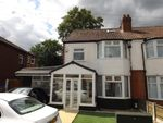 Thumbnail for sale in Hilbre Road, Manchester, Greater Manchester, Uk