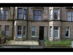 Thumbnail to rent in Bentinck Street, Glasgow