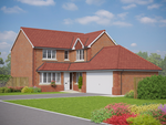 Thumbnail to rent in The Beaumaris, Plot 41, Middlewich Road, Sandbach, Cheshire