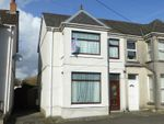Thumbnail for sale in Walter Road, Ammanford, Carmarthenshire.