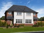 Thumbnail to rent in Plots 64, 126 & 127 - The Ludlow, Semi Detached, Cheswick, Stoke Gifford, Bristol