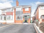 Thumbnail for sale in Lyndhurst Road, West Bromwich