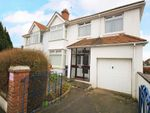 Thumbnail for sale in Eugene Road, Paignton
