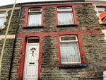 Thumbnail for sale in Fountain Street Pontypridd -, Pontypridd