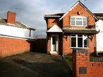 Thumbnail for sale in Chantry Avenue, Bloxwich, Walsall