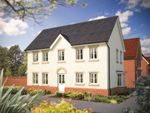 Thumbnail to rent in Plot 40 - Windlesham, Ribbans Park, Foxhall Road, Ipswich, Suffolk