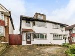 Thumbnail for sale in Manor Drive North, New Malden