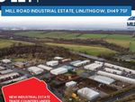 Thumbnail to rent in New Industrial Estate Trade Counters, Mill Road, Mill Road Industrial Estate, Linlithgow