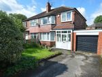 Thumbnail for sale in Ogwen Drive, Prestwich, Manchester