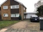 Thumbnail to rent in 4 Bed Detached House, Foxbury Close