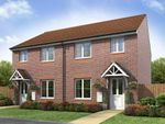 """Thumbnail 3 bedroom end terrace house to rent in """"The Flatford - Plot 86"""" at Green Meadow, Wednesfield, Wolverhampton"""