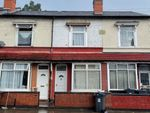 Thumbnail for sale in Uplands Road, Handsworth, Birmingham