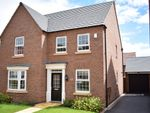 "Thumbnail to rent in ""Holden"" at Wright Close, Whetstone, Leicester"