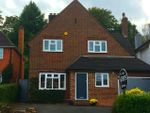 Thumbnail for sale in Manor Road, Sutton Coldfield, West Midlands