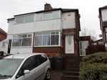 Thumbnail for sale in Perry Wood Road, Great Barr, Birmingham