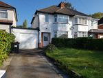 Thumbnail to rent in Longmoor Road, Sutton Coldfield