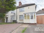 Thumbnail for sale in Linden Avenue, Tividale, Oldbury
