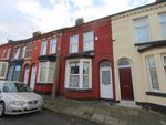 Thumbnail to rent in Woodbine Street, Kirkdale, Liverpool