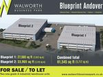 Thumbnail for sale in Blueprint Plot 35, Walworth Business Park, Andover, Hampshire