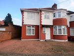 Thumbnail for sale in Longfield Gardens, Wembley, Middlesex