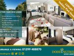 Thumbnail for sale in Parkview Lodge At Malvern View, Bromyard, Worcester