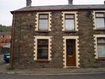 Thumbnail for sale in Glanlay Street, Penrhiwceiber, Mountain Ash
