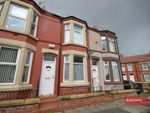 Thumbnail 2 bedroom terraced house to rent in Clifford Street, Birkenhead