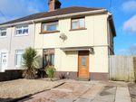 Thumbnail to rent in Brynawel Road, Gorseinon, Swansea