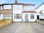 Thumbnail for sale in Radnor Avenue, South Welling, Kent