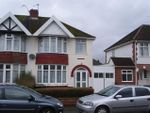 Thumbnail to rent in Blondvil Street, Cheylesmore, Coventry